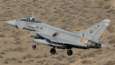 C.16-45 - Eurofighter Typhoon EF2000 - Spain - Air Force