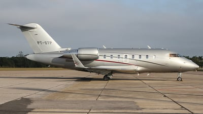 PT-STP - Bombardier CL-600-2B16 Challenger 605 - Private