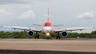 N481AV - Airbus A320-214 - Avianca