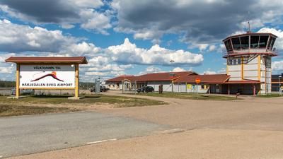 ESND - Airport - Terminal