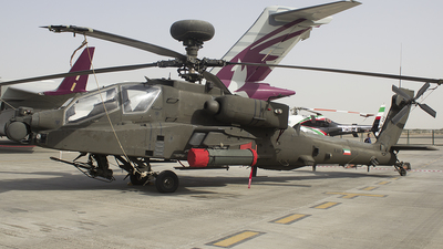 KAF013 - Westland Apache AH.1 - Kuwait - Air Force