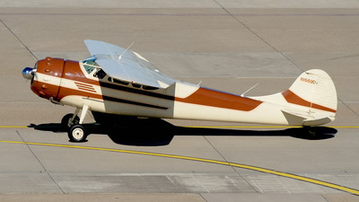N1569D - Cessna 195 - Private