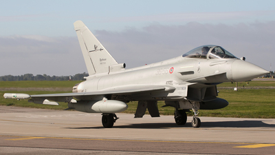 MM7353 - Eurofighter Typhoon EF2000 - Italy - Air Force