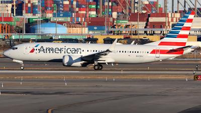 N378SC - Boeing 737-8 MAX - American Airlines
