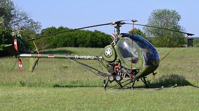 D-HSPU - Schweizer 269C - Private