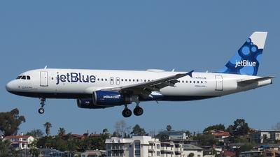 N703JB - Airbus A320-232 - jetBlue Airways