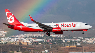 D-ABMB - Boeing 737-86J - Air Berlin