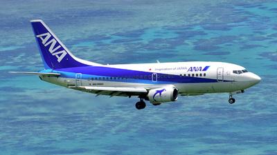 JA356K - Boeing 737-5L9 - ANA Wings