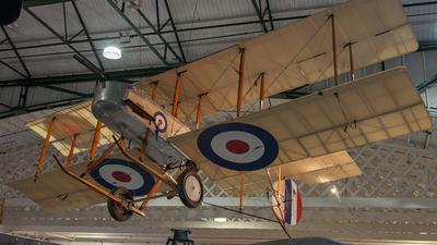 2345 - Vickers FB.5 Gunbus - United Kingdom - Royal Flying Corps (RFC)