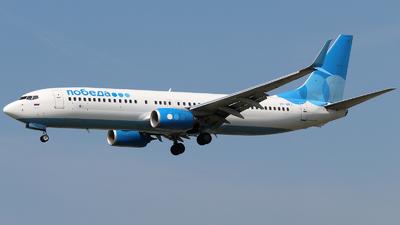 A picture of VPBPJ - Boeing 7378AL - Pobeda - © Mikhail Tkachuk