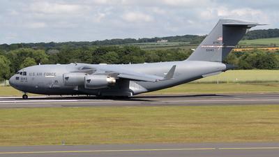 05-5143 - Boeing C-17A Globemaster III - United States - US Air Force (USAF)