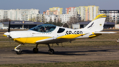 SP-GBD - Czech Sport Aircraft PS-28 Cruiser - Private
