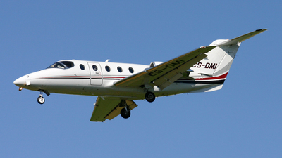 CS-DMI - Raytheon Hawker 400XP - NetJets Europe