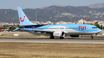G-TUMT - Boeing 737-8 MAX - TUI