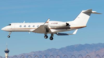 N1624K - Gulfstream G-IV(SP) - Private