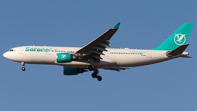 AP-BNE - Airbus A330-202 - Serene Air