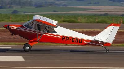 PP-GOU - Aero Boero AB115 - Aeroclube de Marilia