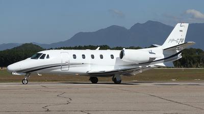 PP-CTU - Cessna 560XL Citation Excel - Icon Aviation