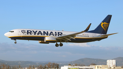 EI-FOJ - Boeing 737-8AS - Ryanair