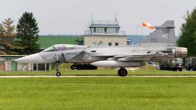 41 - Saab JAS-39C Gripen - Hungary - Air Force