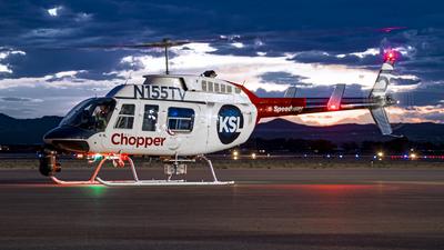 N155TV - Bell 206L-3 LongRanger - NBC News