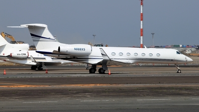 N888XS - Gulfstream G550 - Private