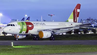 A picture of CSTTG - Airbus A319111 - [0906] - © La Roche Spotters