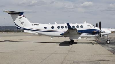 A picture of VHFIY - Beech B300 Super King Air 350 -  - © Brenden
