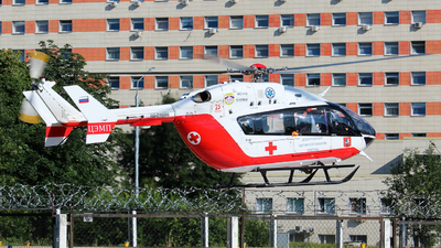 RA-01886 - Eurocopter BK117C-2 - Russia - Ministry for Emergency Situations (MChS)