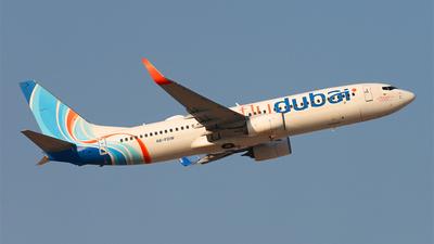 A6-FDW - Boeing 737-8KN - flydubai