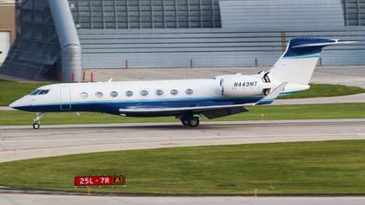 N449MT - Gulfstream G650ER - Private