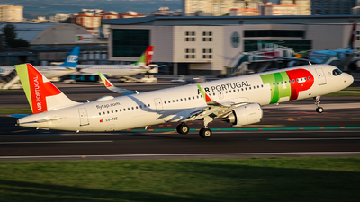 CS-TXE - Airbus A321-251NX - TAP Air Portugal