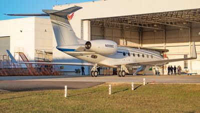 N999BD - Gulfstream G550 - Private