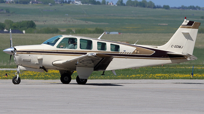C-GDMJ - Beechcraft A36TC Bonanza - Private