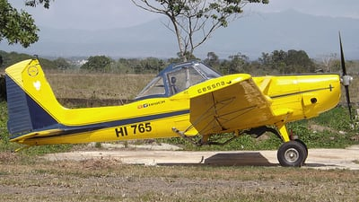 HI765 - Cessna A188B Ag Truck - Private