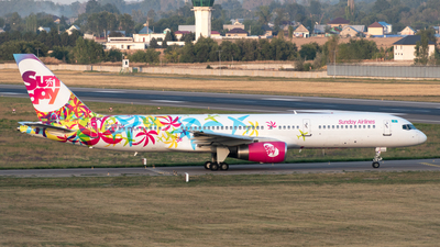 A picture of UPB5704 - Boeing 75721B - SCAT - © Yerbol Yespol - Kazakhstan Spotting Club