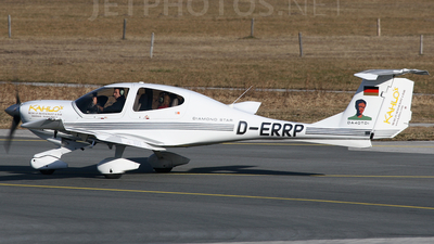 D-ERRP - Diamond DA-40D Diamond Star TDI - Private