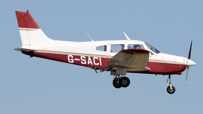 G-SACI - Piper PA-28-161 Warrior II - Private