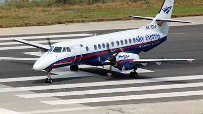 SX-DIA - British Aerospace Jetstream 41 - Sky Express