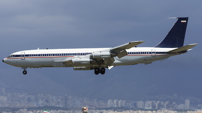 5-8316 - Boeing 707-3J9C - Iran - Air Force