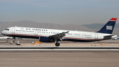 N509AY - Airbus A321-231 - US Airways