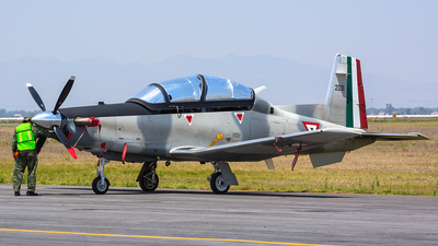 2031 - Hawker Beechcraft T-6A Texan II - Mexico - Air Force