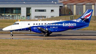 G-MAJY - British Aerospace Jetstream 41 - Eastern Airways