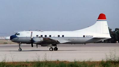 N327UW - Convair CV-240 - University of Washington - Atmospheric Sciences