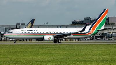 VT-SJC - Boeing 737-43Q - Air Sahara