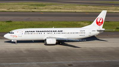 JA8994 - Boeing 737-446 - Japan TransOcean Air (JTA)