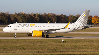 A picture of ECNCG - Airbus A320271N - Vueling - © TG Aviation Spotter