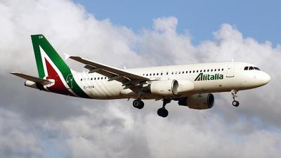 A picture of EIDSW - Airbus A320216 - Alitalia - © Javier Rodriguez - Amics de Son Sant Joan