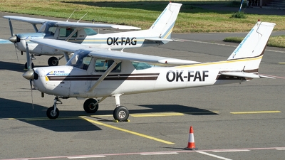 A picture of OKFAF - Cessna 152 - [15285817] - © Hanys