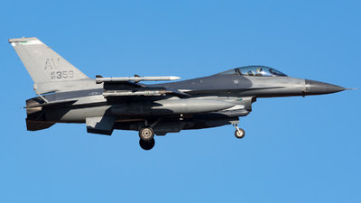 87-0359 - Lockheed Martin F-16C Fighting Falcon - United States - US Air Force (USAF)